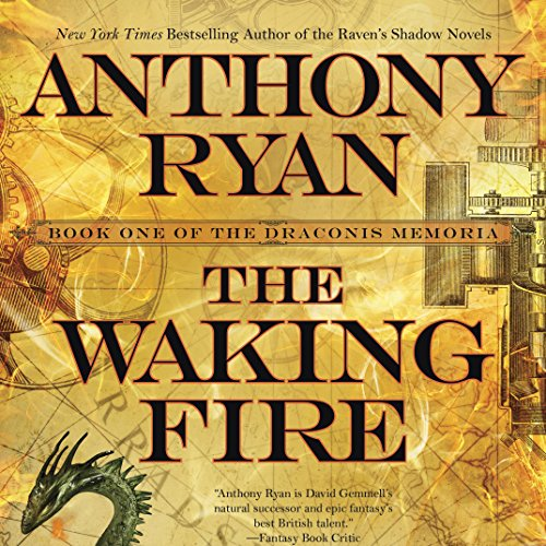 The Waking Fire: The Draconis Memoria, Book 1