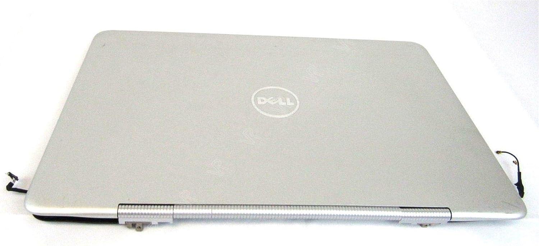 Dell XPS 15z L511z 15.6 Gray LCD Back Cover Lid 8R78P 08R78P CN-08R78P