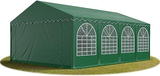 Carpa XXL pérgolas 5 x 8 m, calidad 550 g/m² lona de PVC en color ...