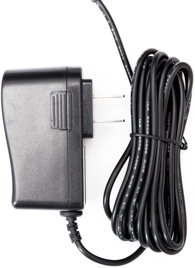 Cameras ONLY 1000mA 8 Feet Omnihil AC//DC Power Adapter 12V 1A 5.5x2.5millimeters Compatible with xmartO 8 Channel Wireless Surveillance Camera System