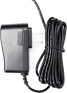 [UL Listed] 8 Foot Long Omnihil AC/DC Power Adapter Compatible with Dylos DC1100 Pro air Quality Monitor Power Supply Adaptor