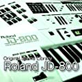 for Roland JD-800 HUGE original WAVE/Kontakt Multi-Layer Samples Library on DVD from SoundLoad