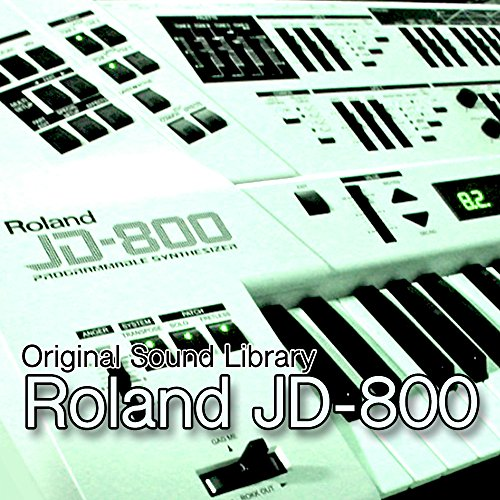 for Roland JUNO-106 - Large Original WAVE/Kontakt Samples