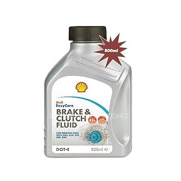 Carcasa freno y embrague líquido DOT 4 ESL 500 ml