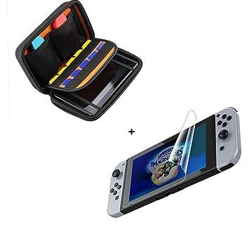 Funda para Nintendo Switch - Bolsa de goma EVA Rígida Case ...