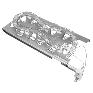 3387747 Dryer Heating Element for Whirlpool, Kenmore & Maytag Dryer by PartsBroz - Replaces Part Numbers WP3387747, AP6008281, 3387747, 80003, PS11741416