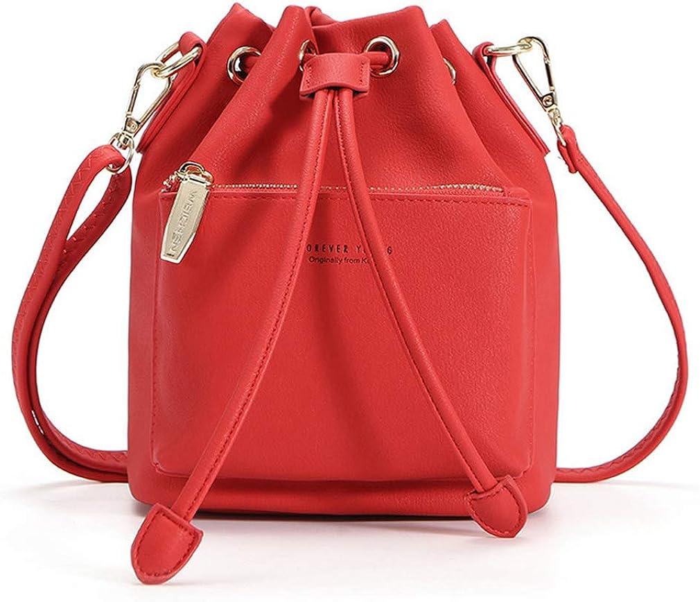 Bucket Shoulder Bag...