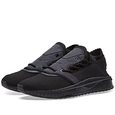 4e2e9da04e8de PUMA Tsugi Shinsei Raw Mens Black Mesh Athletic Lace up Training Shoes