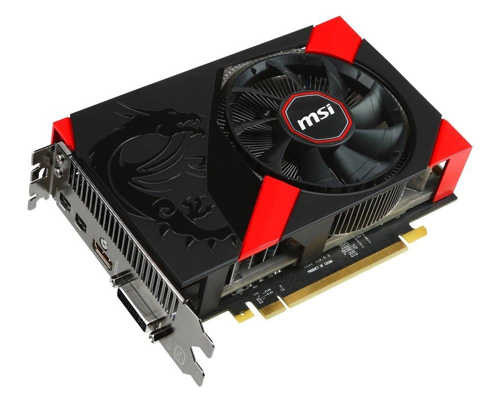 MSI V284-217R GeForce GTX 760 2GB GDDR5 - Tarjeta gráfica ...