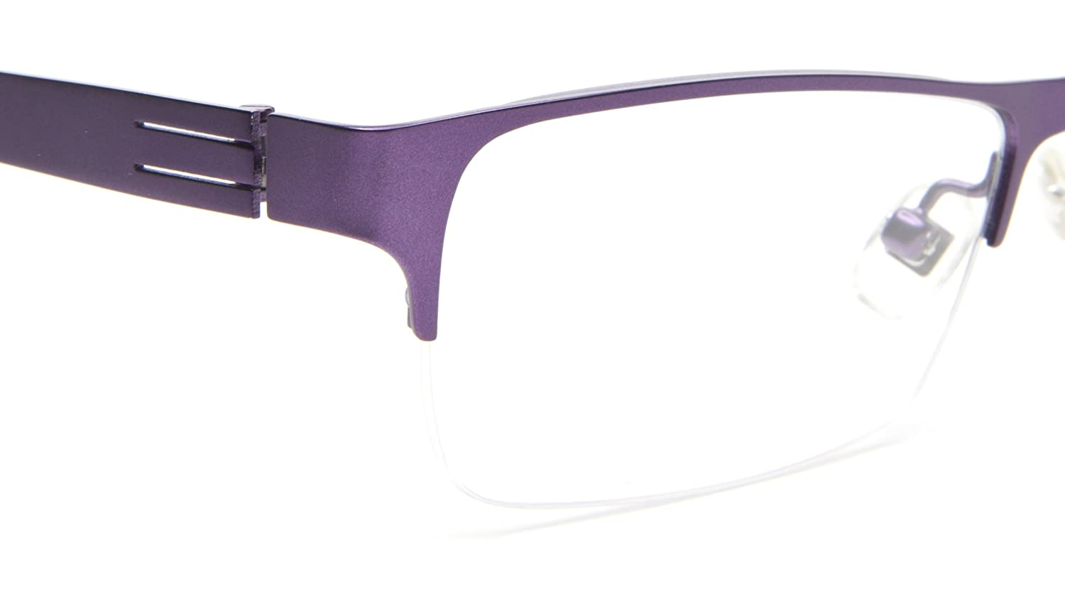 075bf6faf0 Amazon.com  NEW PRODESIGN DENMARK 1247 c.3531 VIOLET EYEGLASSES FRAME  50-16-140 IF B28 Japan  Clothing