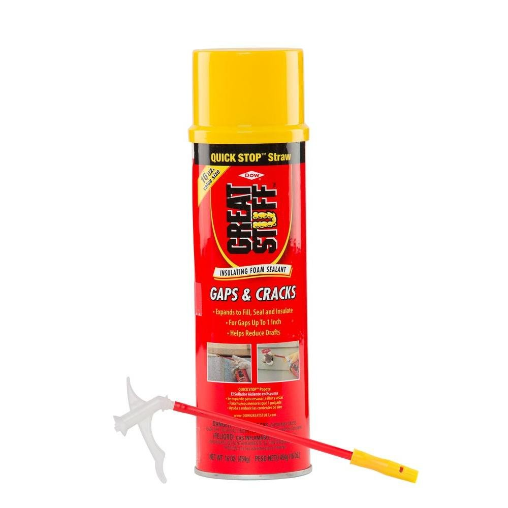 GREAT STUFF Gaps & Cracks 20 oz Insulating Foam Sealant 157911