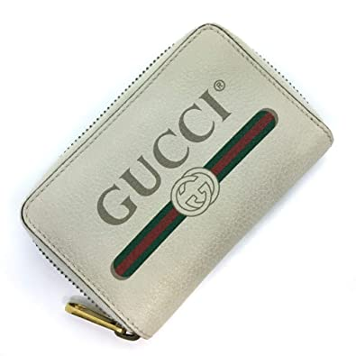 pretty nice ed435 4fabe Amazon | (グッチ)GUCCI ヴィンテージロゴ プリント カード ...