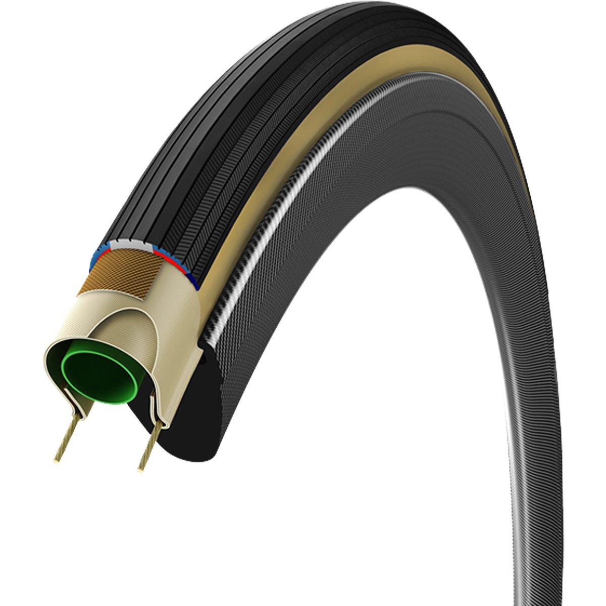 Vittoria Corsa Control G+, Color: para/Black/Black, Size: 700x25c (1113CC0025411BX)