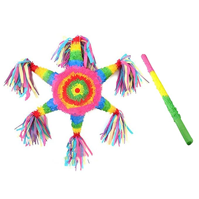 Piñata para niños, Cumpleaños de piñata, Star Pinata Kit ...