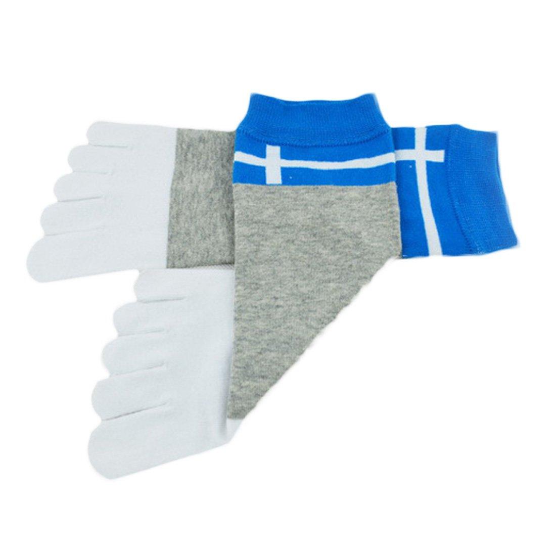 HP95 TM Mens Five Finger Socks Mesh Meias Socks Toe Socks Sports Socks