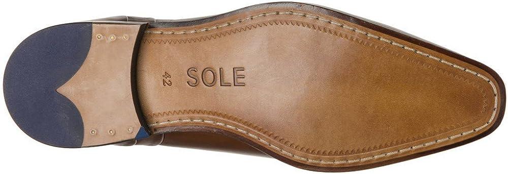 Sole Seymour Mens Shoes Tan