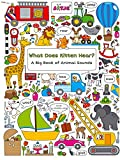 What Does Kitten Hear?: A Big Book of Animal Sounds (Lotje Everywhere)