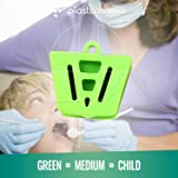 Medium Autoclave Mouth Props Dental Silicone Bite