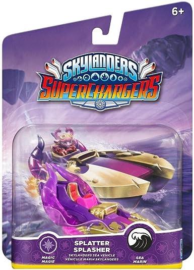 ACTIVISION Skylanders Superchargers - Vehicle Pack : Splatter ...