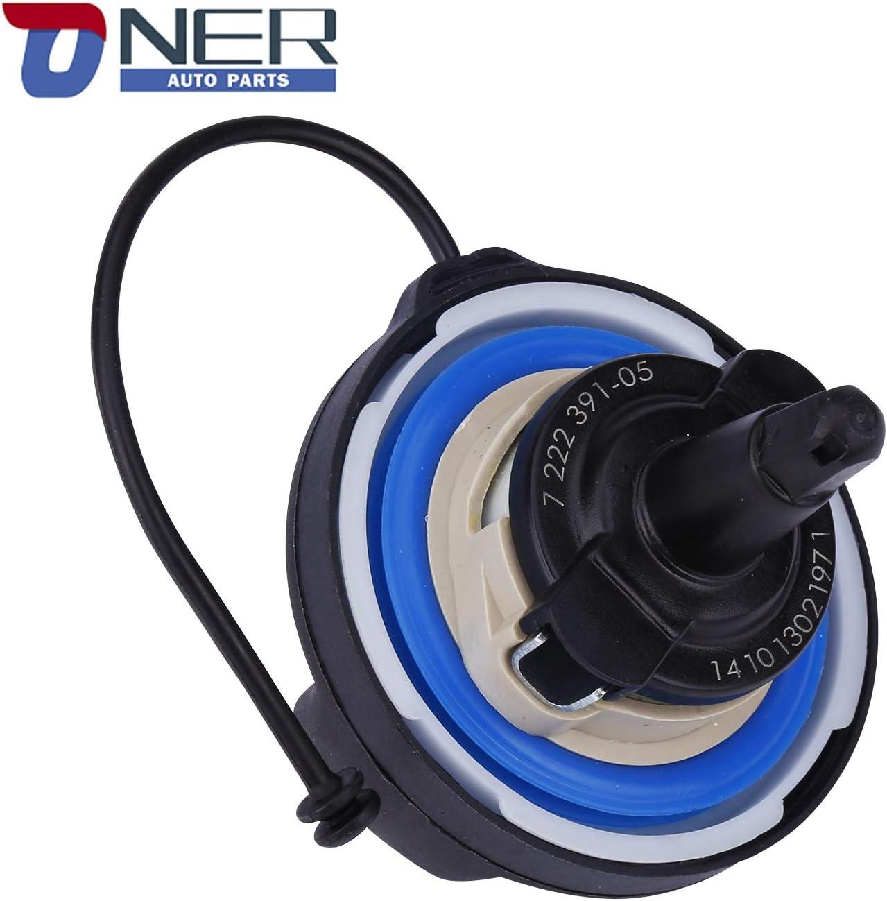 Fuel Tank Filler Cap,Gas Cap Compatible With BMW E39 E46 E60 E90 ...