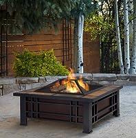 Patio Furniture-Premium® Wood Burning Fi...