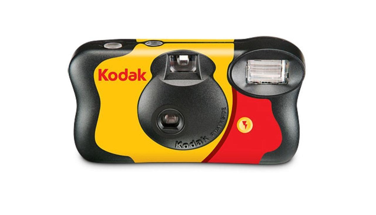 Kodak FunSaver 35mm Single Use Camera by KODAK