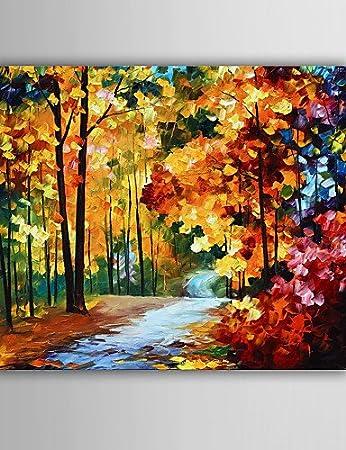 Dipinti a mano olio pittura/Astratta pittura a olio/figura ...