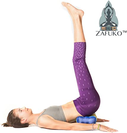 Zafuko Standard Meditation and Yoga Cushion - Double Green