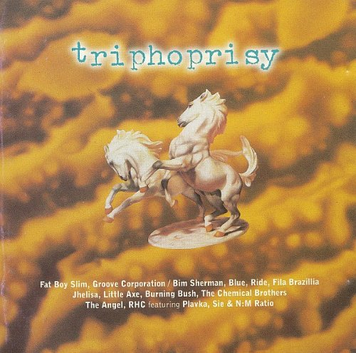 Groove Axe (Triphoprisy Vol.1)