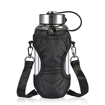Amazon.com: Frishare - Bolsa para botella de agua compacta ...