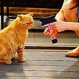 Sobetter Pet Grooming Brush Self Cleaning Slicker
