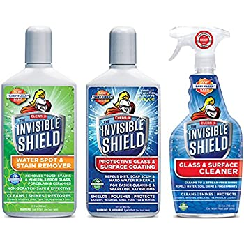 Amazon Com Invisible Shield 174 Glass Essentials 3 Pack