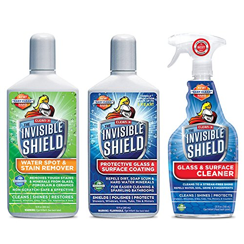 INVISIBLE SHIELD® Glass Essentials 3 Pack Combo Manufacturer Exclusive Offer