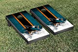 San Jose Sharks NHL Regulation Cornhole Game Set Vintage Version