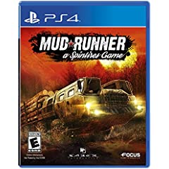 Face the Elements with Spintires: MudRunner on PC and consoles October 31