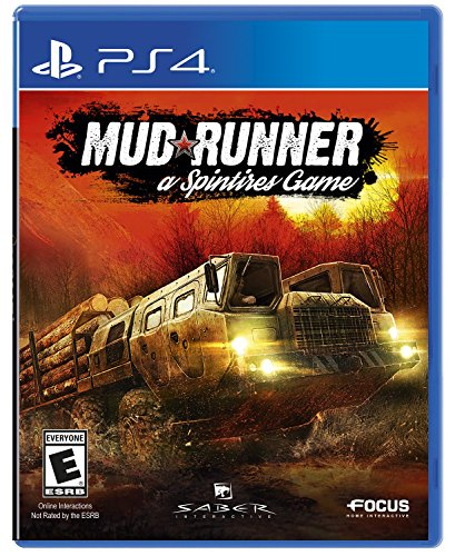 Maximum Games Spintires