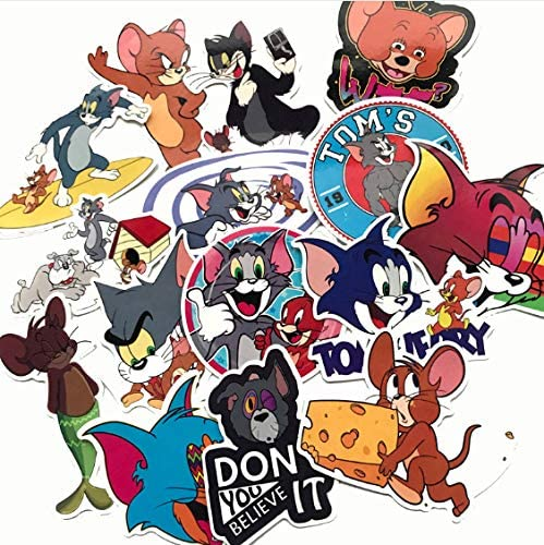 YLGG Tom Cat Jerry Mouse 2019 De Dibujos Animados Impermeable ...