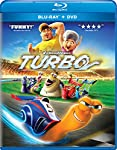 Cover Image for 'Turbo (Blu-ray / DVD Combo Pack)'