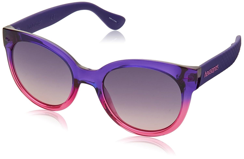 Havaianas Noronha/M Gafas de sol, Multicolor (DKPURP PK), 52 ...