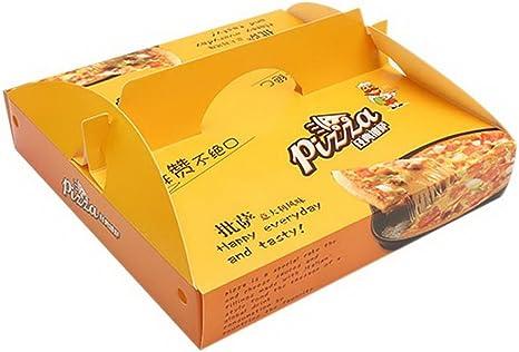 Spicy Meow Paquete de 30 Cajas de Pizza (9