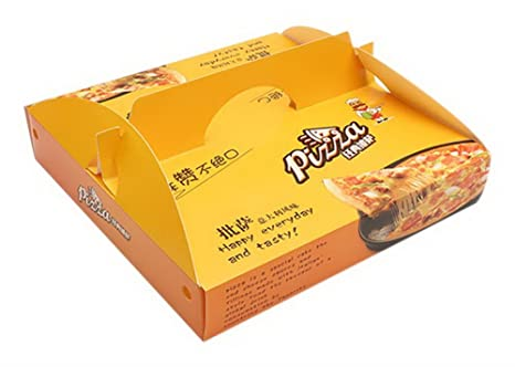 "Koala Superstore Paquete de 30 Cajas de Pizza (9"") con Caja de Comida"