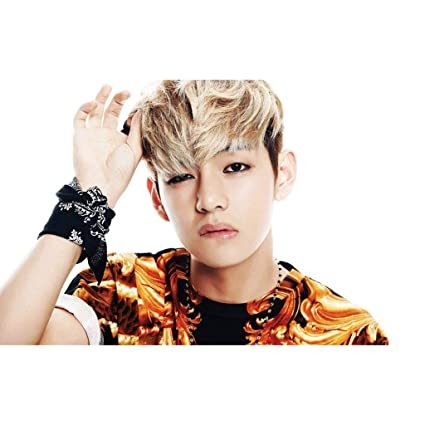Rzj Puzzle Bts V Blood Sweat Tears Poster Limited Edition
