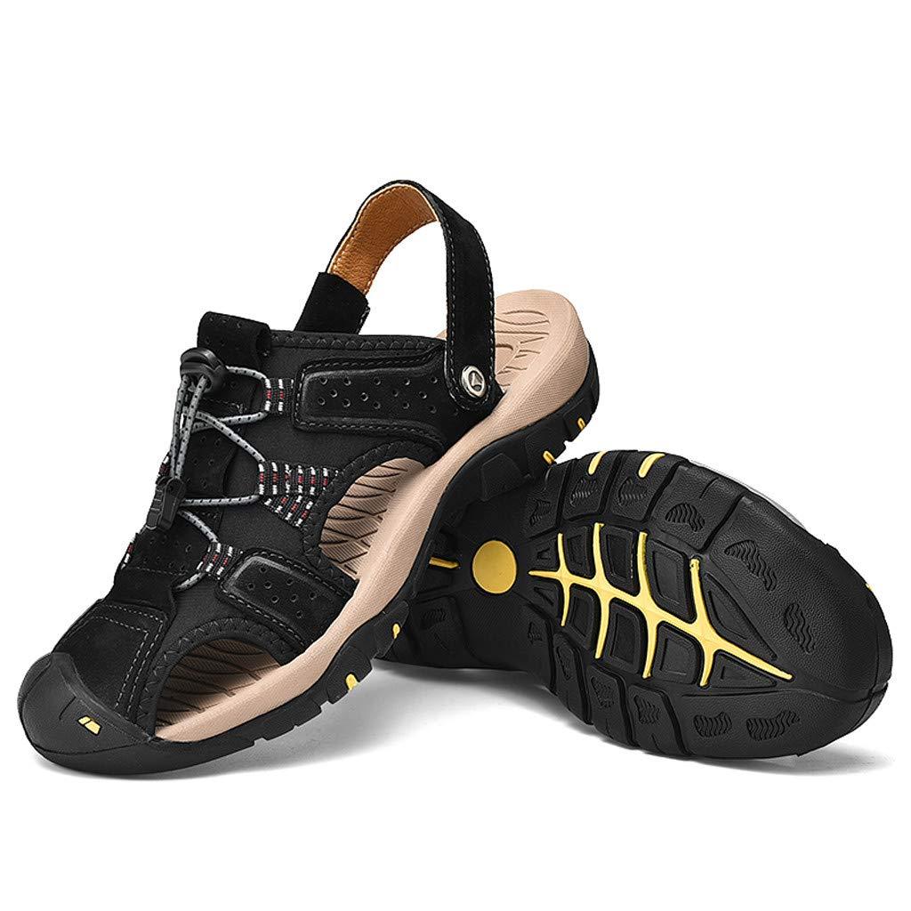 8899e4163312 Amazon.com | Sunskyi Mens Trail Outdoor Fishermen Beach Shoes ...