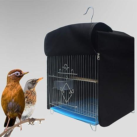Ocamo Good Night - Funda para Jaula de pájaros, Forma Cuadrada ...