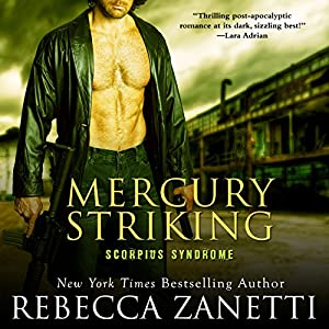 Mercury Striking Audiobook