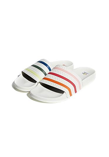 adidas Originals Badesandalen Adilette Pride DB3436 Weiß
