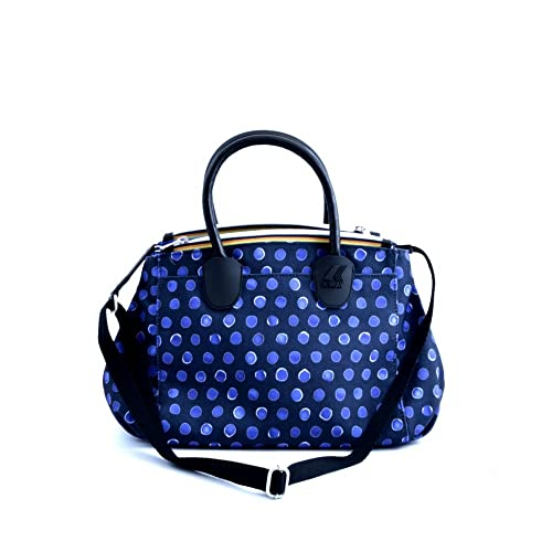 ca7107165351 K-Way Borsa Spalla Tracolla Donna Bag Woman K-Double Handbag-ROYAL   Amazon.it  Scarpe e borse