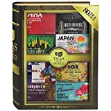 Teas of the World | 80 Tea Bags Featuring 8 Unique Flavors with Black Tea, Honey Hibiscus Tea, and More