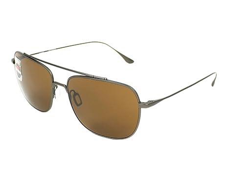 Vuarnet - Gafas de sol - para hombre Plateado gun metall 56 ...
