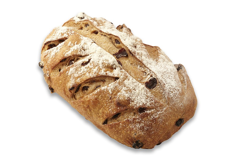 San Francisco Boudin Bakery Cinnamon Raisin Bread (1)